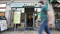 Subway boss on 'distinctive' store smell