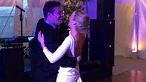 Перший весільний танець закінчився несподівано