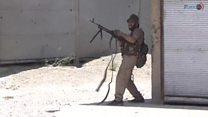 Битва за Ракку близится к концу