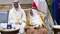 """""""حديث الساعة""""  الأزمة الخليجية .. انفراج أم تصعيد؟"""