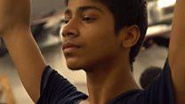 Юный индиец едет покорять балетную Америку