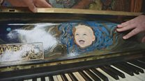Pianos transforming Glasgow's public spaces