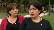 Ebrahimi sisters 'devastated' over report