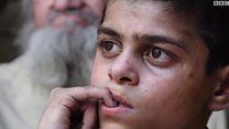 الكوابيس تطارد أطفال الموصل