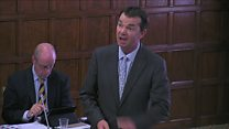 Minister heckled over '64-year-old apprentices'