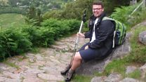 'Why I tried to climb Ben Nevis wearing high heels'
