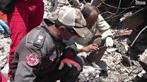 معاناة المدنيين في الموصل
