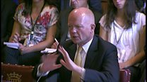 UK to lose influence after Brexit - Hague