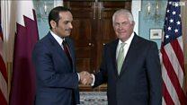 ما دور الولايات المتحدة في حل الأزمة مع قطر؟