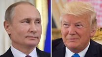 Russian interference? No-one knows - Trump