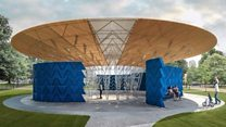 Serpentine Pavilion 'inspired by African tree'
