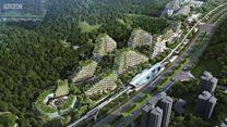هل ستبدو مدن المستقبل هكذا؟