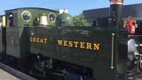 Steam railway skills 'being passed on'
