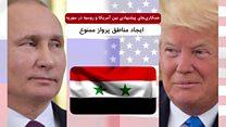 دیدار ترامپ و پوتین در حاشیه اجلاس گروه بیست