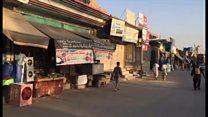 پاڑہ چنار میں دھماکوں کے بعد زندگی معمول پر آ رہی ہے