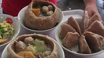 Extreme meatball craze hits Indonesia