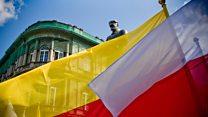 Что Трамп знает о Польше? Мнение жителей Варшавы