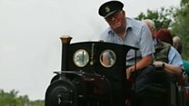 Miniature railway goes up for sale