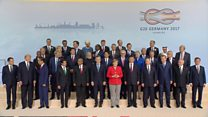 G20 leaders pose for photo