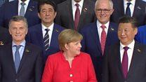 Лідери G20 позують для фото