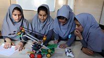 The school girls denied US visas