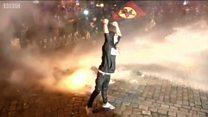 जी-20 शिखर सम्मेलन: हैमबर्ग में विरोध प्रदर्शन