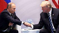 دیدار در هامبورگ، توافق در سوریه: ارزیابیها از دیدار ترامپ و همتای روسش