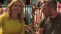 How To Train Your Dragon author Cressida Cowell gives her writing tips