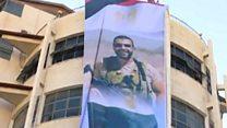 حماس تقيم مجلس عزاء للجنود المصريين وهنية يتعهد بمواصلة ضبط الحدود