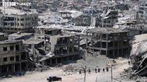 Musul'da IŞİD'den geriye kalanlar