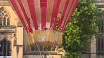 50 years of hot air ballooning marked