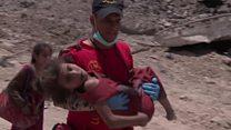 İD-dən azad olunan Mosulda mülki əhalinin aqibəti