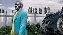 Що сталось із пам'ятниками Леніну в Україні?