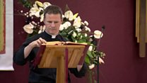 Ex-Man Utd man's 'mystery' priesthood move