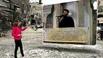 مراحل عمليات استعادة الموصل من أيدي تنظيم الدولة الإسلامية