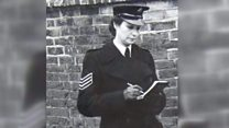 Funeral held for pioneering police woman