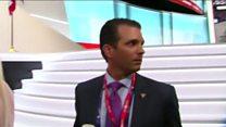 Сын Трампа в центре расследования связей с Россией