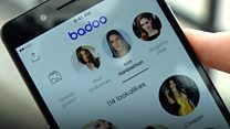 Dating app tech finds celebrity lookalikes