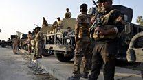 نقش ایران در سقوط داعش در موصل