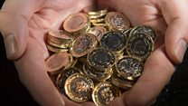 Billionth new pound coin minted