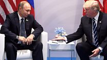 Russia may act against US - press