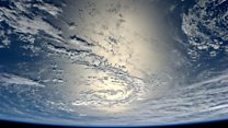 First object teleported to Earth's orbit