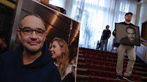 Как в Москве прошла церемония прощания с Антоном Носиком