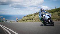 TT racer's leg rebuilt again by surgeon