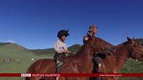 Монголиядагы көчмөн оюндары