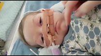 کشمکش حقوقی بر سر درمان چارلی گارد