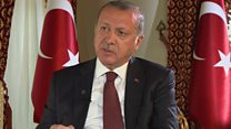 Turkey's Erdogan: We don't need the EU