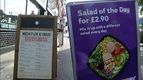 Council cracks down on street 'A-board' use