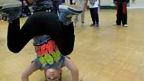 Hip Hop classes give young people confidence