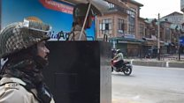 बुरहान वानी की बरसी पर कश्मीर के हालात